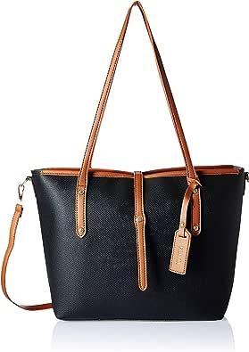 Flavia Women's Handbag (Black)