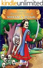 Vikram And Betaal (Illustrated)