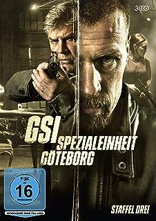 GSI Spezialeinheit Göteborg Staffel 2 [6 DVDs]: