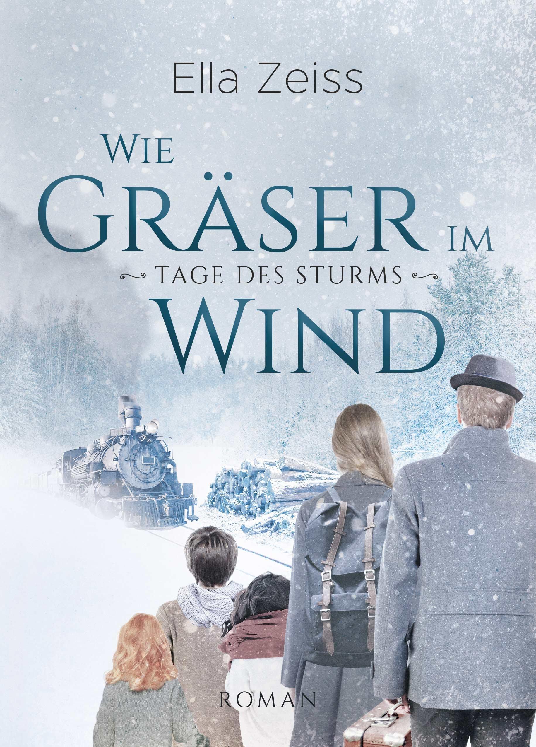 Wie  Gräser im Wind von Ella Zeiss