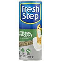 Fresh Step Litter Box Attractant 9oz-Aids In Training