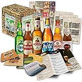 Bières du monde (6 x 0,33 l) spécialités de bières internationales à offrir (meilleures bières du monde avec coffret…