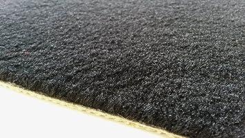 Teppich auslegware  Tapima Velours 6mm Schwarz | Teppichboden Velours | Auslegware ...