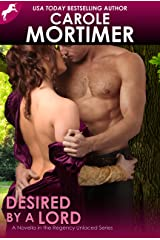 Desired by a Lord (Regency Unlaced 5) Kindle Edition