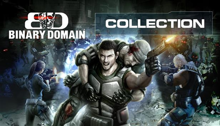 Domain Collection (Binary Domain Collection [PC Code - Steam])