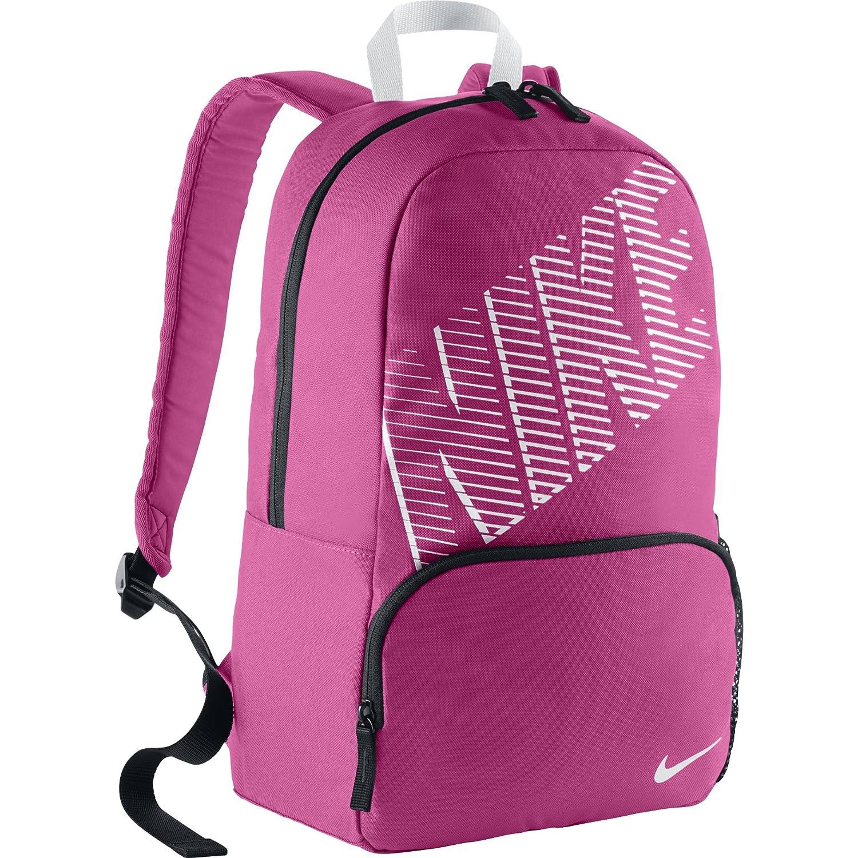 nike pink rucksack