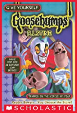 Give Yourself Goosebumps Special Edition: Trapped in the Circus of Fear