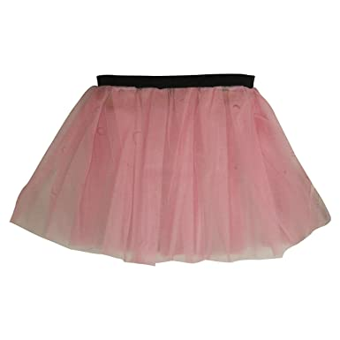 Light Pink 80s Tutu Skirt L