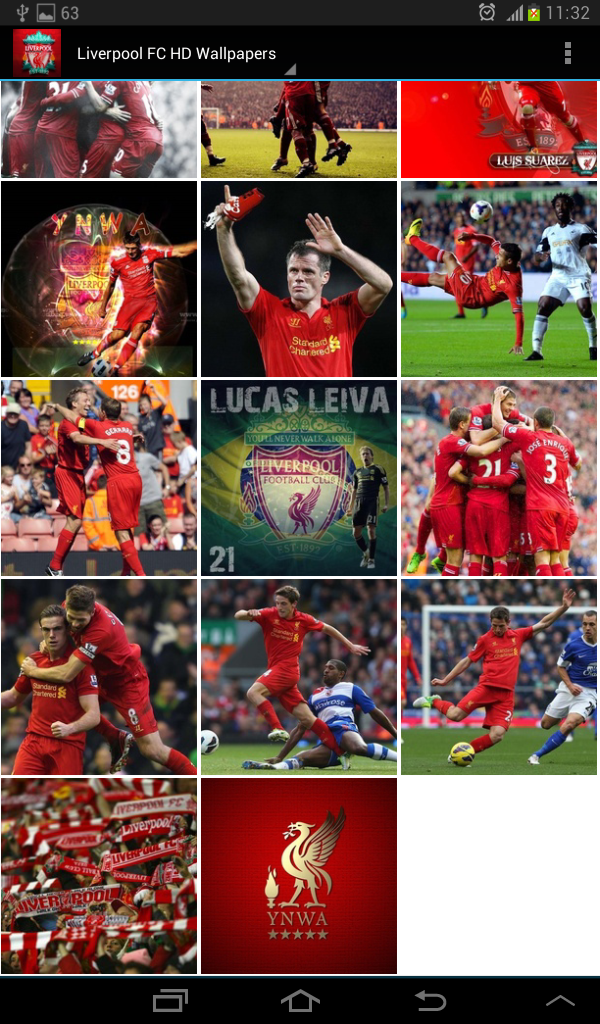Liverpool FC HD Wallpapers: Amazon.de: Apps für Android