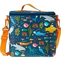 Floss & Rock Kinder-Lunchtasche Deep Sea