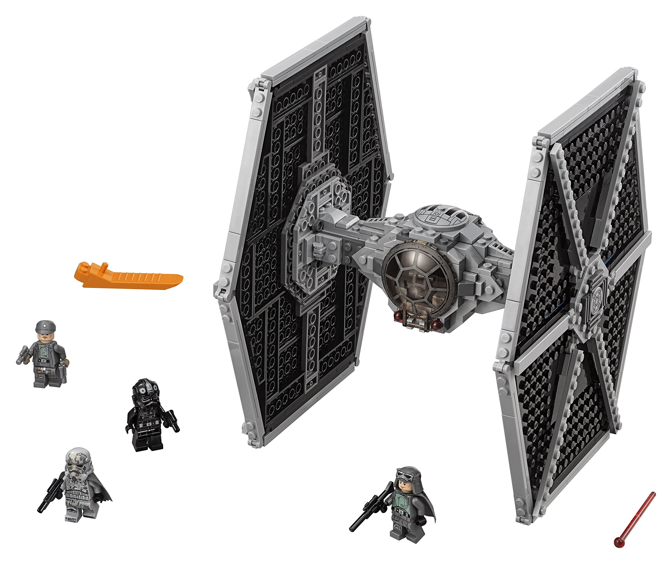 LEGO- Star Wars TMImperial Tie Fighter, Multicolore, 75211 4 spesavip