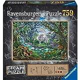 Ravensburger- Escape Puzzle 759 pièces-La Licorne Adulte, 4005556165124, No Color