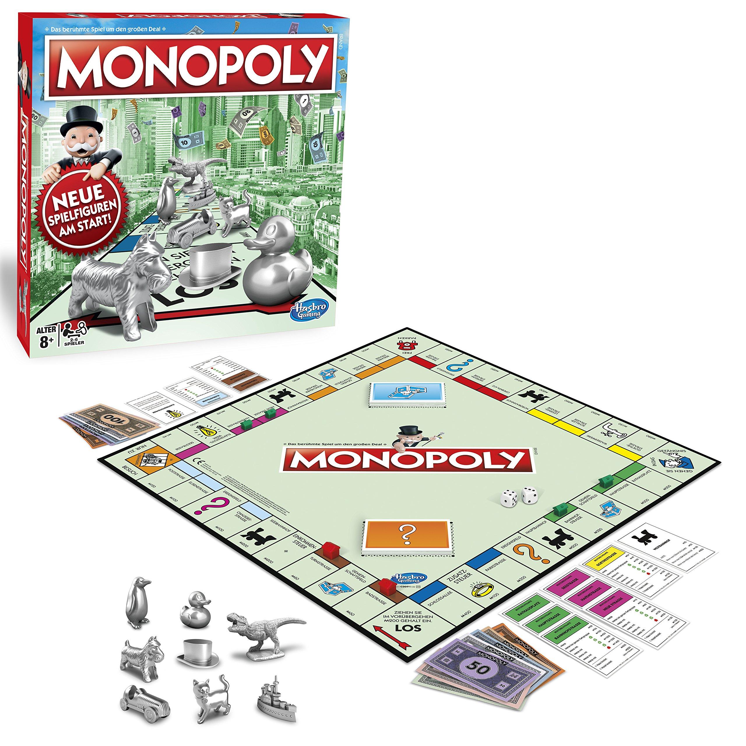 Monopoly Ab 8 Jahren
