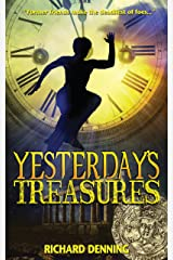 Yesterday's Treasures (Hourglass Institute Series Book 2) Kindle Edition