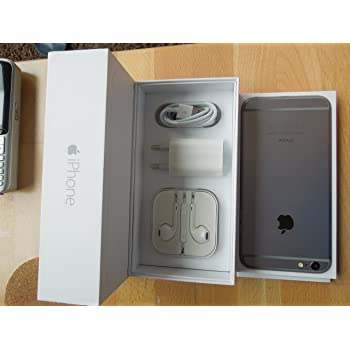 Apple mgah2zd/A iPhone 6Plus 64Go Gris sidéral