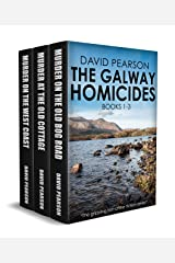 The Galway Homicides Books 1-3: The gripping Irish crime fiction series Kindle Edition