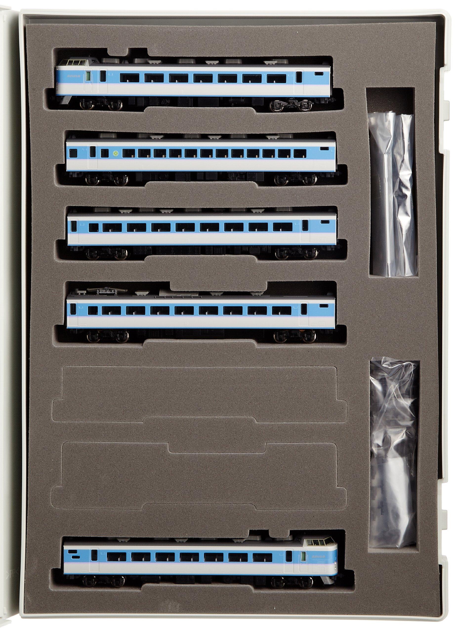 J.R. Limited Express Train Series 183-1000 [Azusa] (Basic 5-Car Set) (Model Train) (japan import)