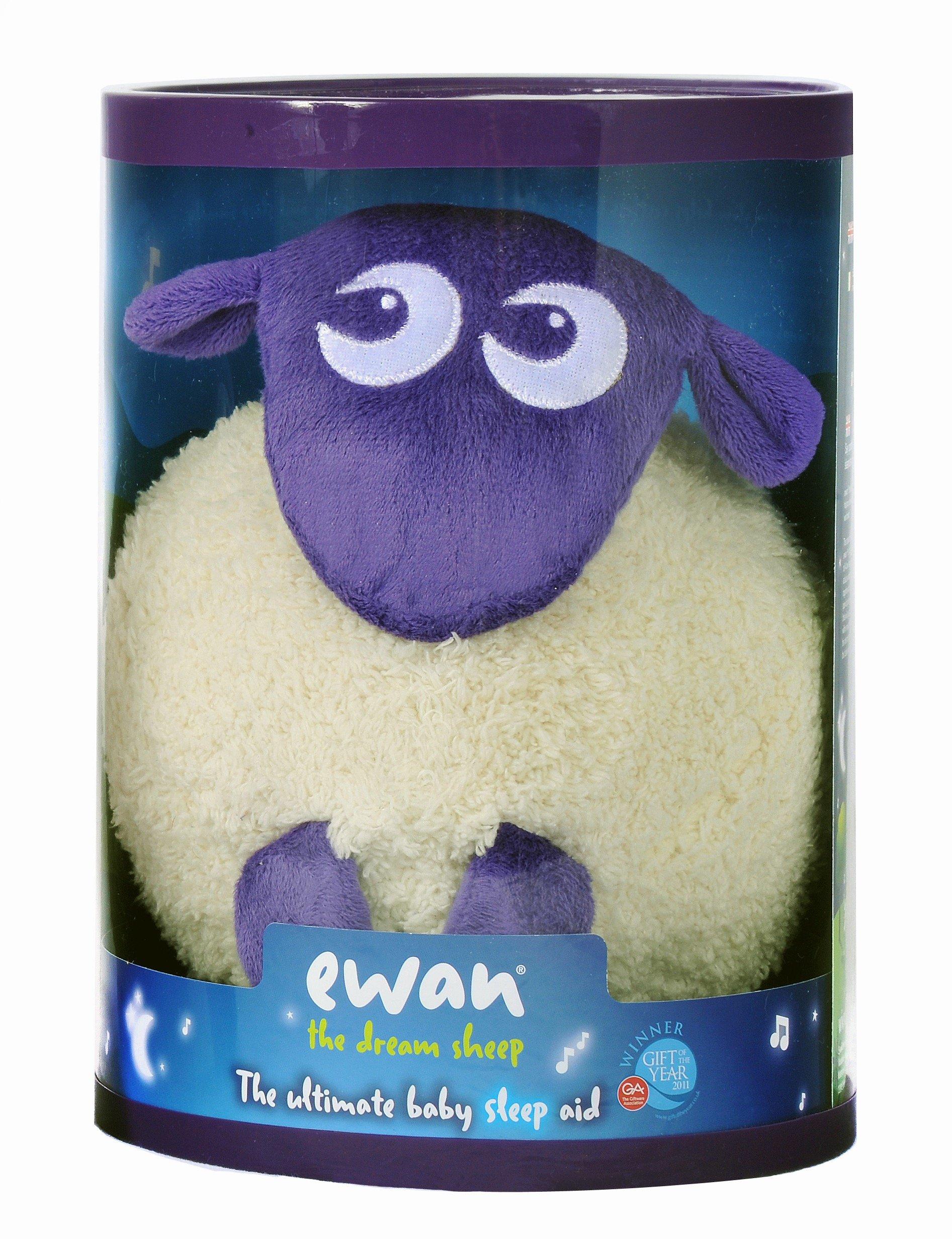 SweetDreamers ewan the dream sheep - purple 2
