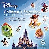 Children's Favorites, Vol. 1 Lib/E: Disney Bedtime Favorites and Disney Storybook Collection