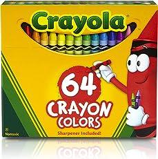 Crayola Crayons (64 Count)