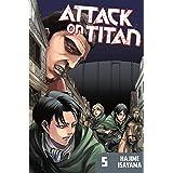 Attack on Titan Vol. 5 (English Edition)
