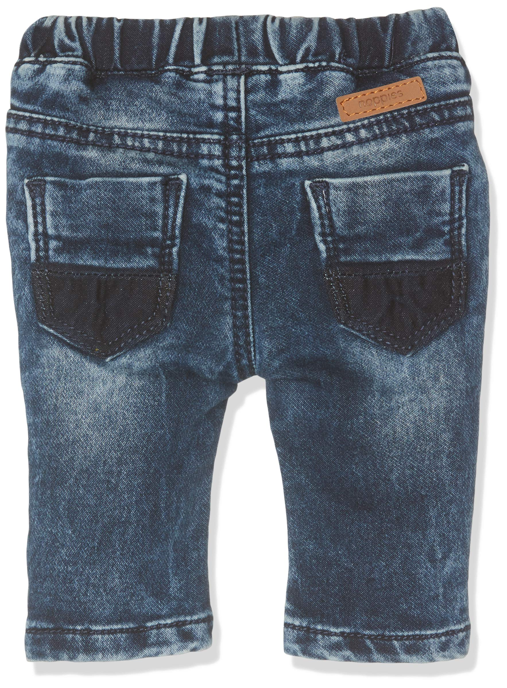 Noppies B Demin Pants Slim Suffern Jeans para Bebés 2