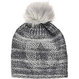 D/öll Girls Pudelm/ütze Strick Hat