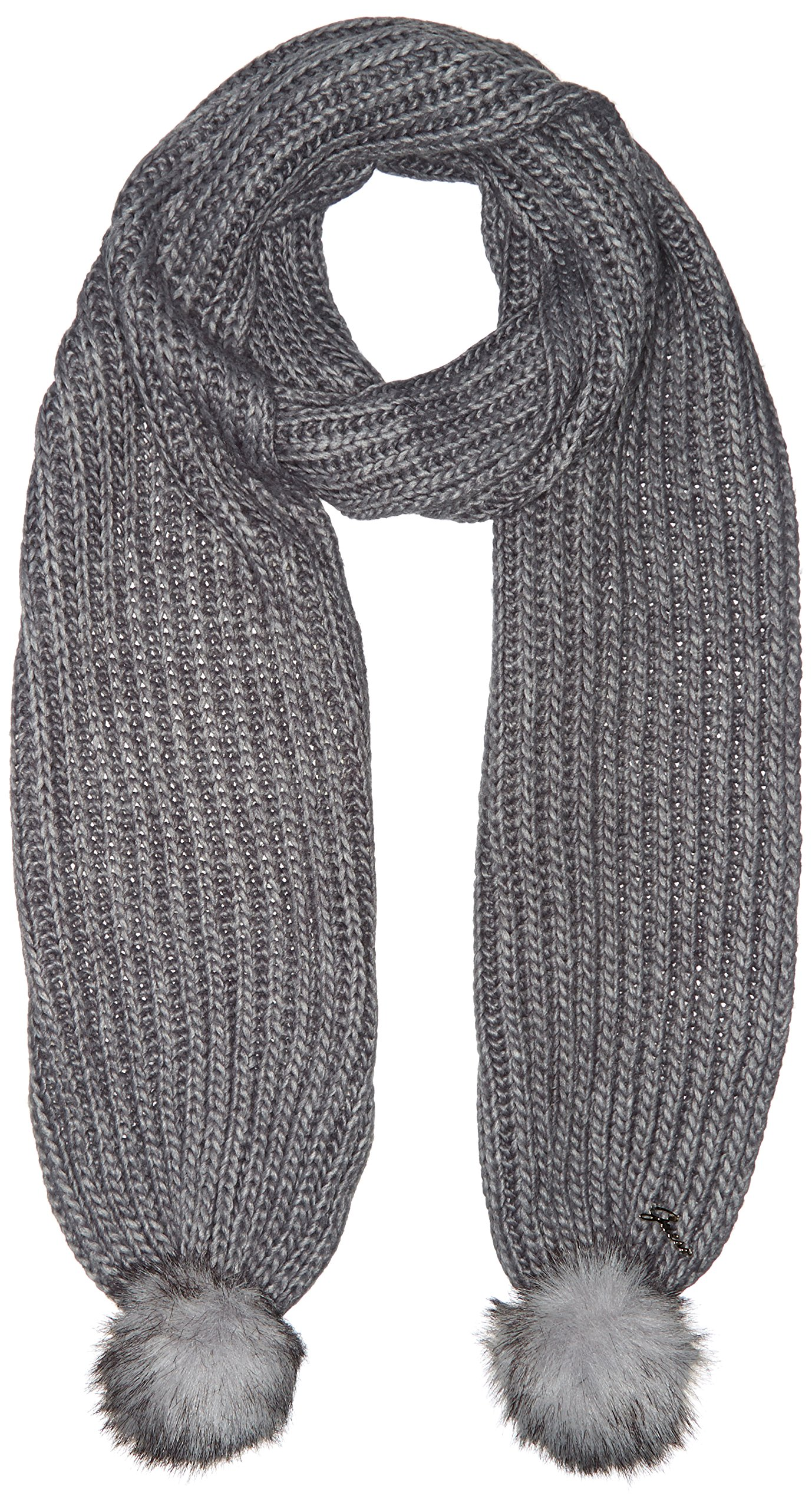 GUESS, NOT COORDINATED SCARF - AW6343WOL03 - Sciarpa da donna, colore gry grey, taglia Taglia unica