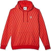 adidas Men's Mono Aop Hoodie Sweatshirt