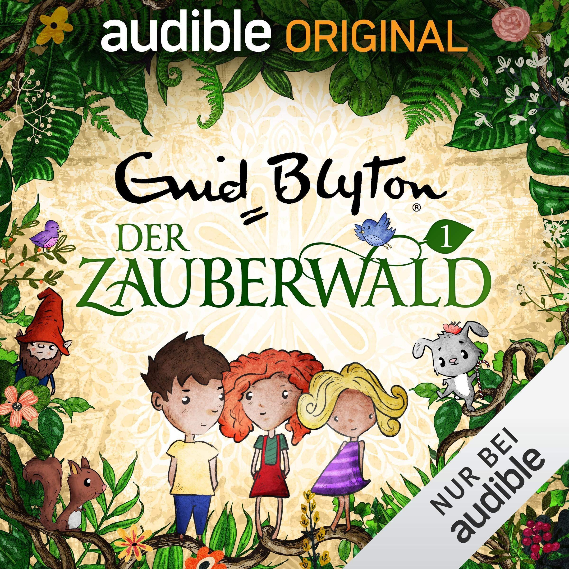 Zauberwald - Enid Blyton