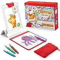 Osmo - Kreatives Starter-Kit für iPad - 3 pädagogische Lernspiele - 5-10 Jahre - Zeichnen, Wortprobleme & frühe Physik…