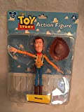 Woody Toy Story 3 Posable Action Figure - Disney / Pixar