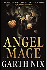 Angel Mage Hardcover
