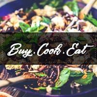 Buy. Cook. Eat.