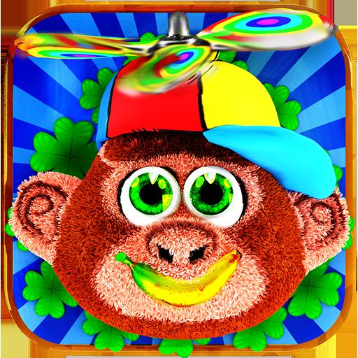 super-monkey-run-banana-jungle