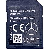Mercedes-Benz Garmin MAP PILOT 2018 Navigation Map Update SD Card - A2189063303