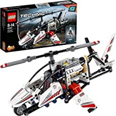 LEGO Technic 42057 - Ultraleicht-Hubschrauber, Fortgeschrittenes Bauset