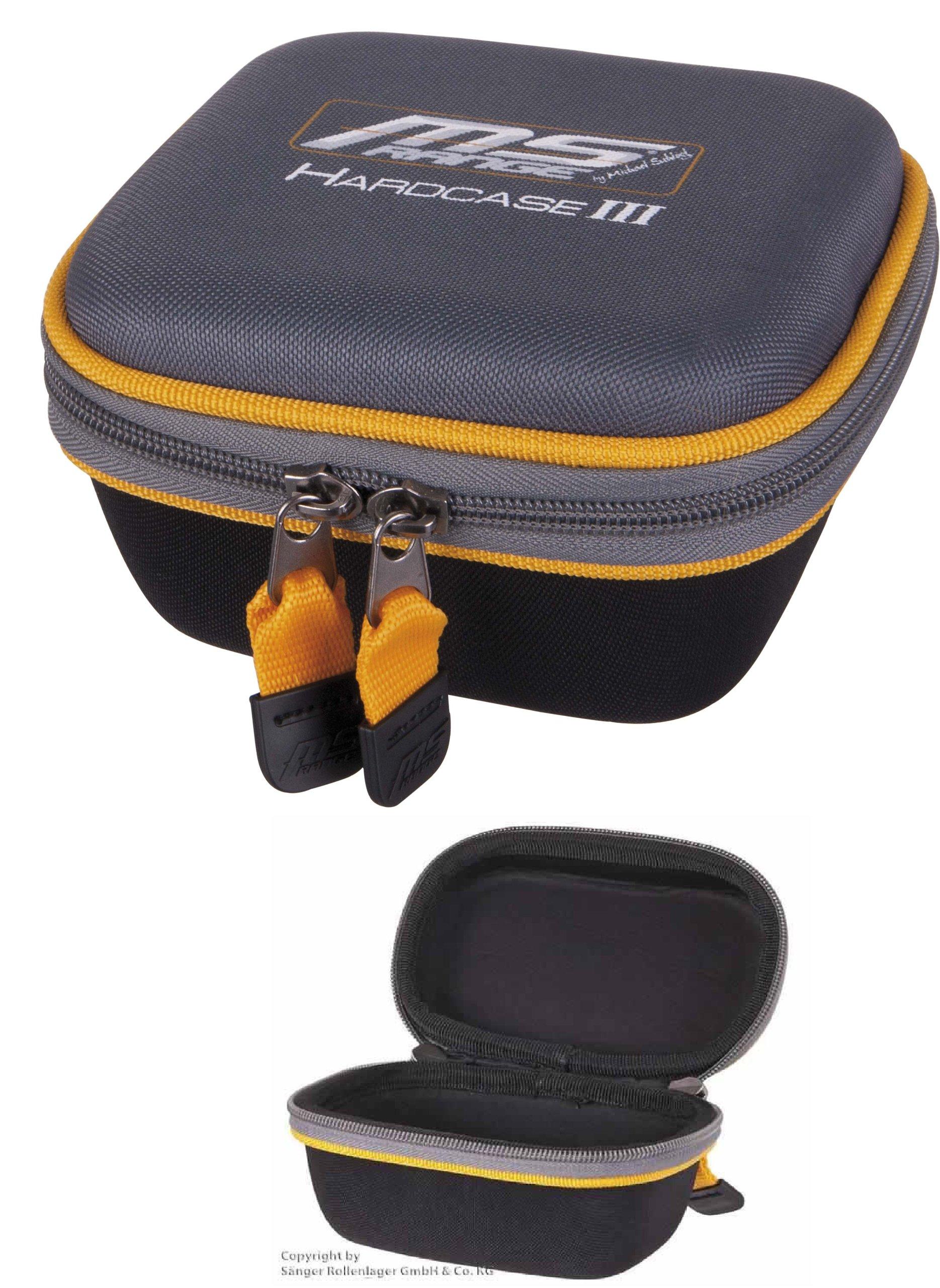 MS-Range Hardcase III–Series by Michael schloegl di borsa di Cantante
