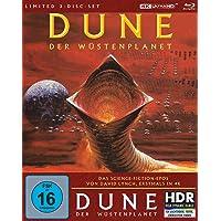 Dune - Der Wüstenplanet (Mediabook A, 4K-UHD + 2 Blu-rays) (exklusiv bei Amazon.de)