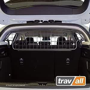 Travall Guard Hundegitter Kompatibel Mit Ford Focus 5 Türer Fließheck Ab 2018 Tdg1620 Maßgeschneidertes Trenngitter In Original Qualität Auto