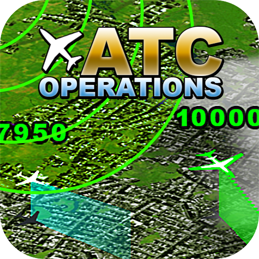 ATC Operations - London - Air Traffic Control Game