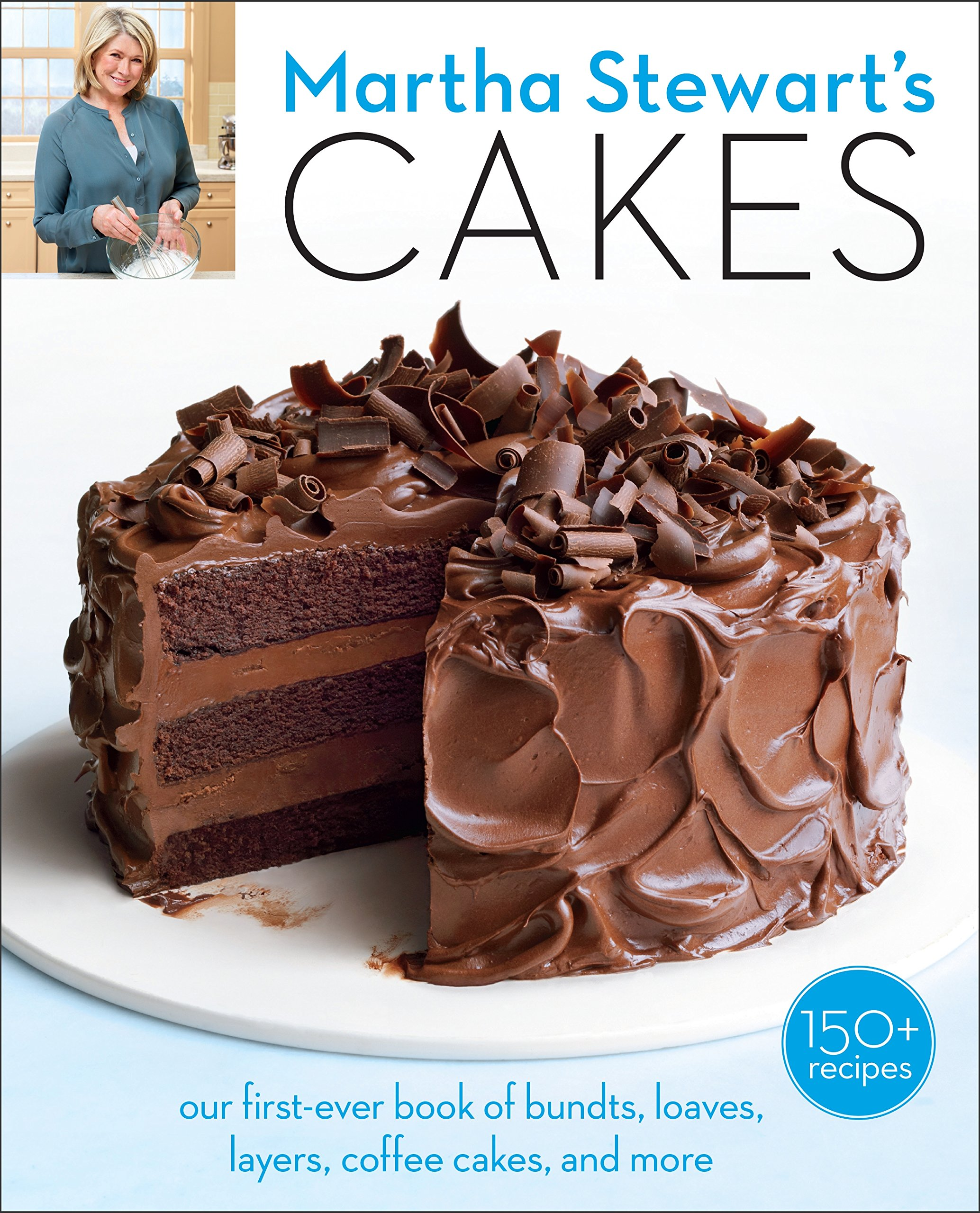 91tXILrUApL - Martha Stewart's Cakes: our first-ever book of bundts, loaves, layers, coffee cakes, and more