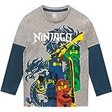 LEGO Ninjago - Camiseta para niño Ninjago - 6-7 Años