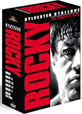 Rocky: The Complete Saga - 6 Movies Collection - Rocky + Rocky II + Rocky III + Rocky IV + Rocky V + Rocky Balboa (6-Disc Box Set)