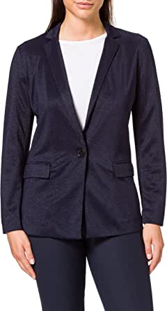 Armani Exchange Women's Double-Breasted Blazer Jacket