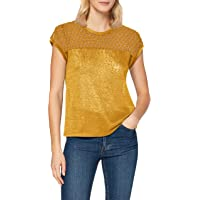 Only Onlriley S/S Mix Top Jrs Camicia da Donna