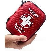 Notfall Erste Hilfe Set mit Inhalt aus Deutschland nach DIN 13167 + Notfallbeatmungshilfe + Burnshield-Gel für…