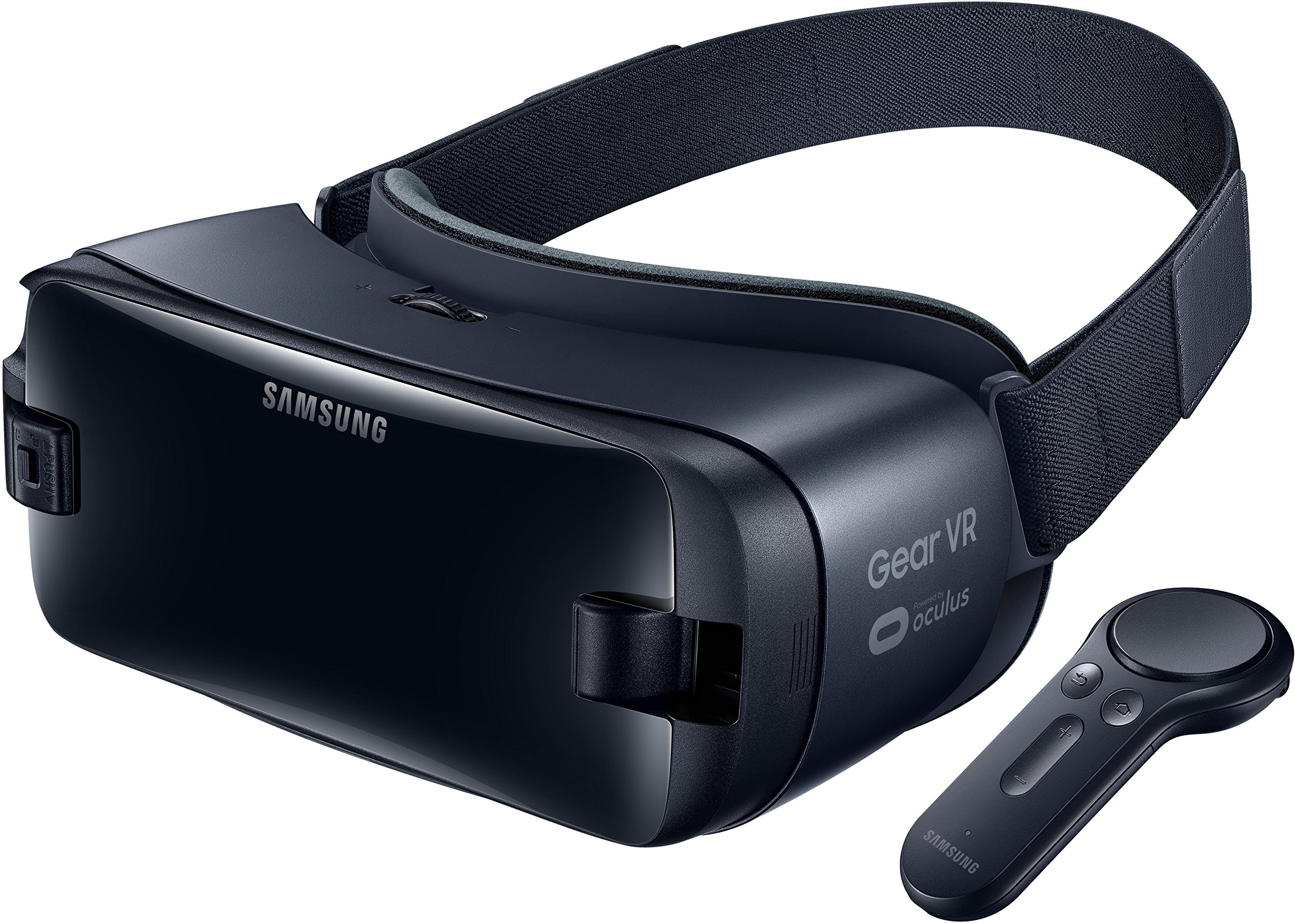 Samsung SM-R325 New Gear avec contrôleur pour Galaxy S6/S6 edge/S7/S7 edge/S8/S8 plus, Note 8 et A8 (Import Allemagne)
