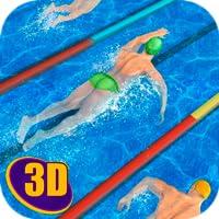 Swimming Pool Racing Tournament 2017: Pool Diving Swimming Racer |Pool World Swimmer Game Racing Champion | Diving Champions Swimming Pool Race