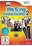 We Sing Deutsche Hits 2 (inkl. 2 Mikrofone)